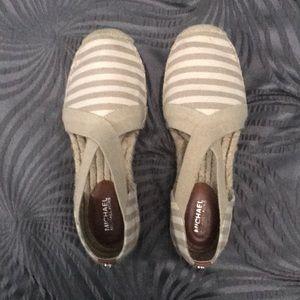 Michael Kors espadrille shoes